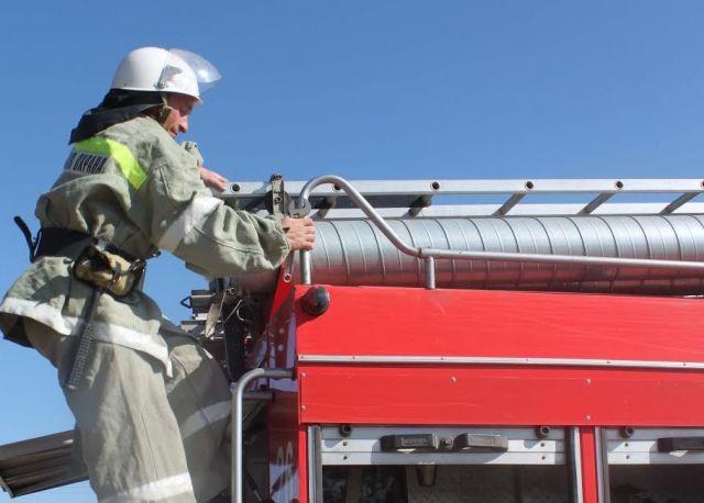 В Ставрополе при пожаре в многоэтажке погиб человек