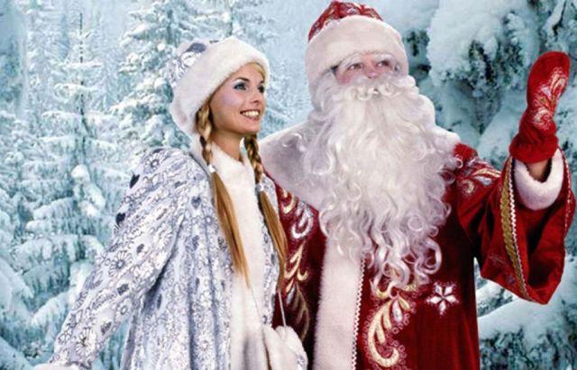 Роспотребнадзор рассказал, как правильно выбрать Деда Мороза и Снегурочку