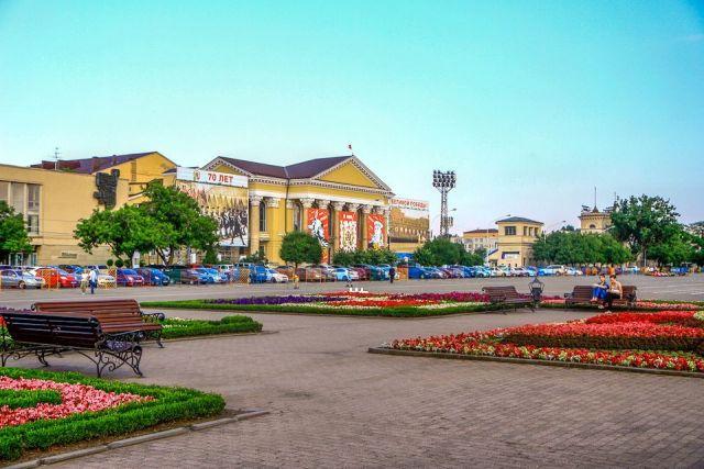 К юбилею Ставрополя на главной площади города построят экстрим-парк