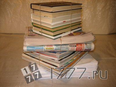 Макулатуру книги ставрополь ооо мир макулатура