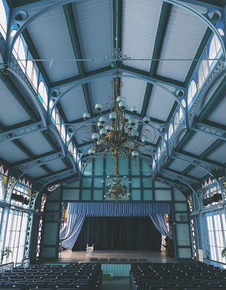 В Железноводске за 6 миллионов отреставрируют кровлю Пушкинской галереи