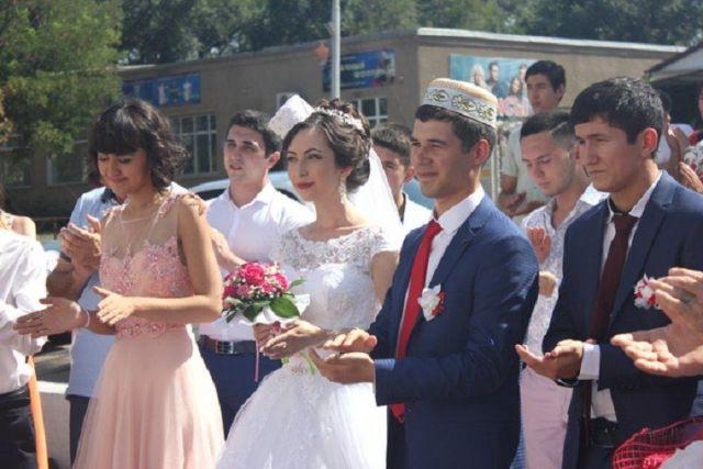На Ставрополье отпраздновали свадьбу в татарских традициях