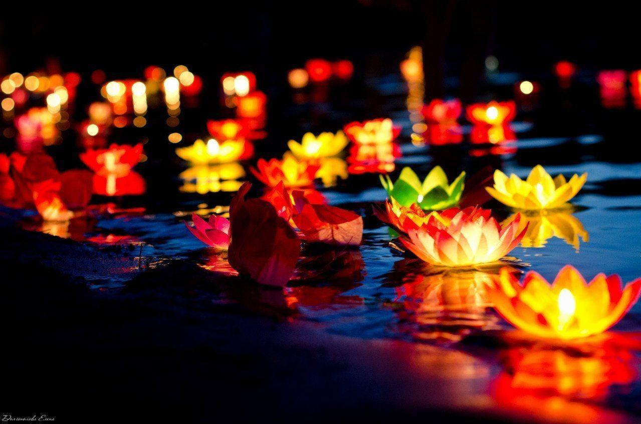 Фестиваль водных фонариков «Мечтами по воде» пройдёт в Георгиевске