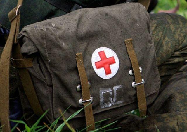 На Северном Кавказе проходит масштабное учение с военными медиками