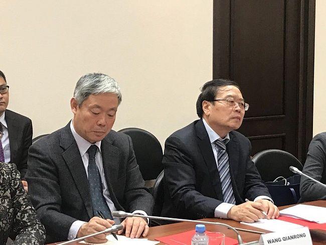 В Минкавказе России обсудили сотрудничество субъектов СКФО с Китаем