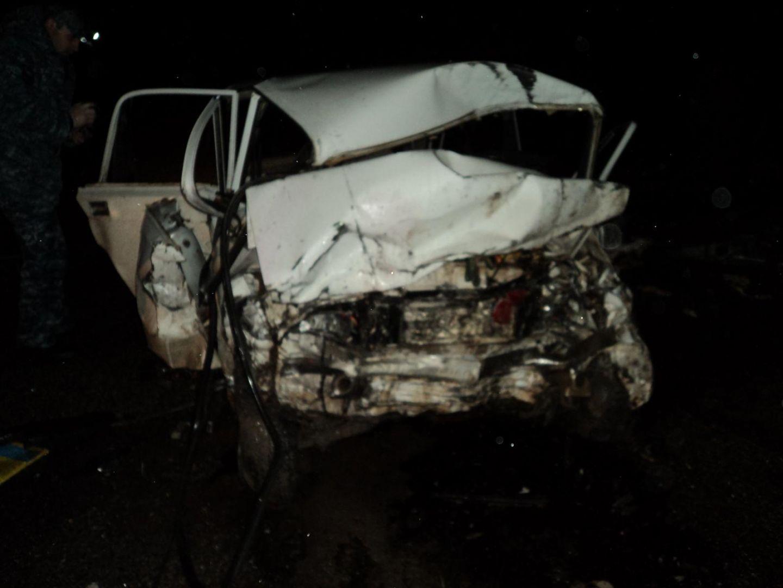 На Ставрополье в ДТП погибли четыре человека