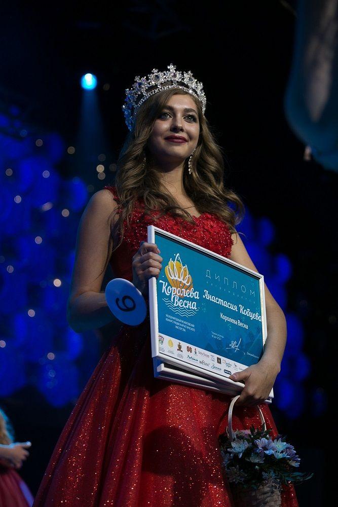 Ставропольская студентка стала победительницей международного конкурса «Королева Весна-2018»
