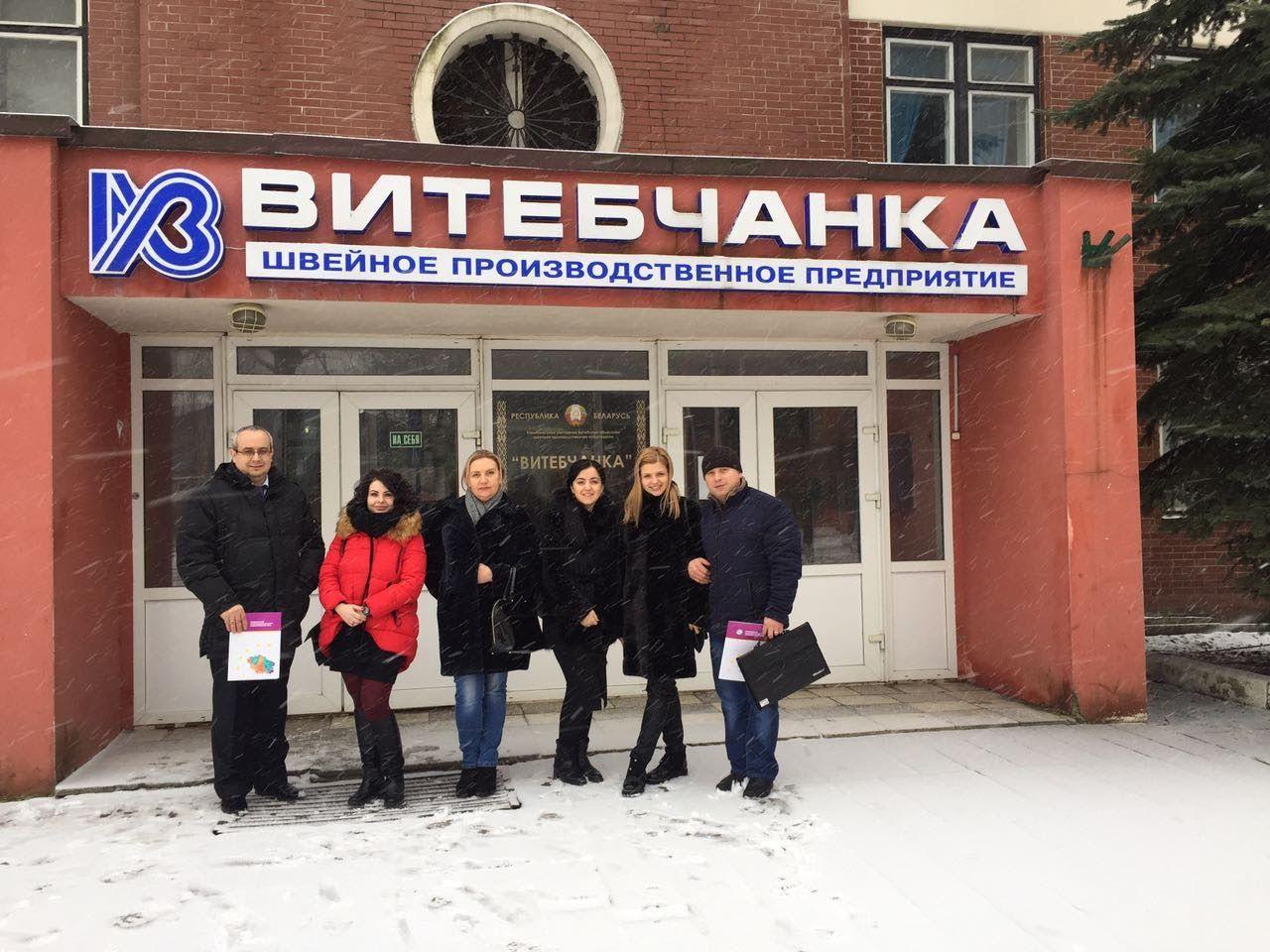 Предприниматели Ставрополья посетили Республику Беларусь