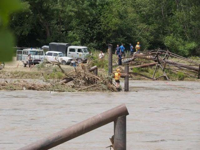 На месте аварии в Кочубеевском районе будет построен подземный водовод