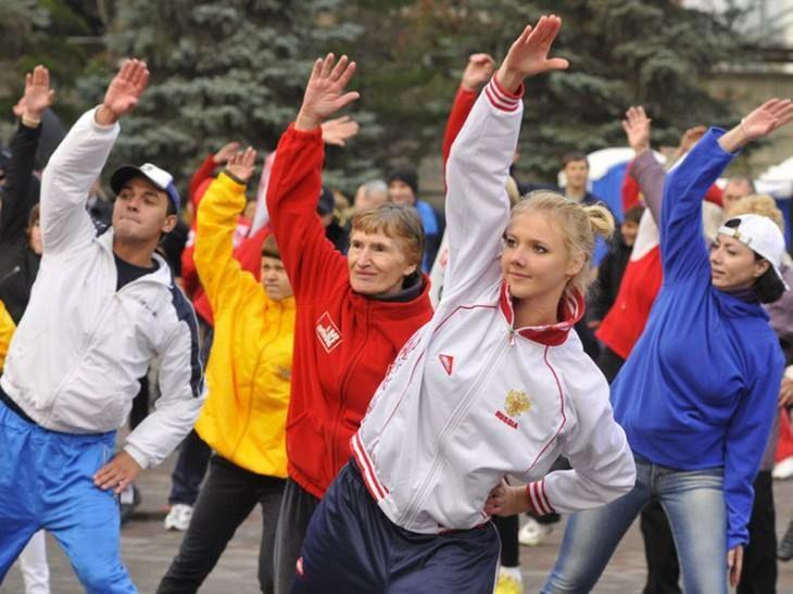 Жители Ставрополя сделают межнациональную зарядку
