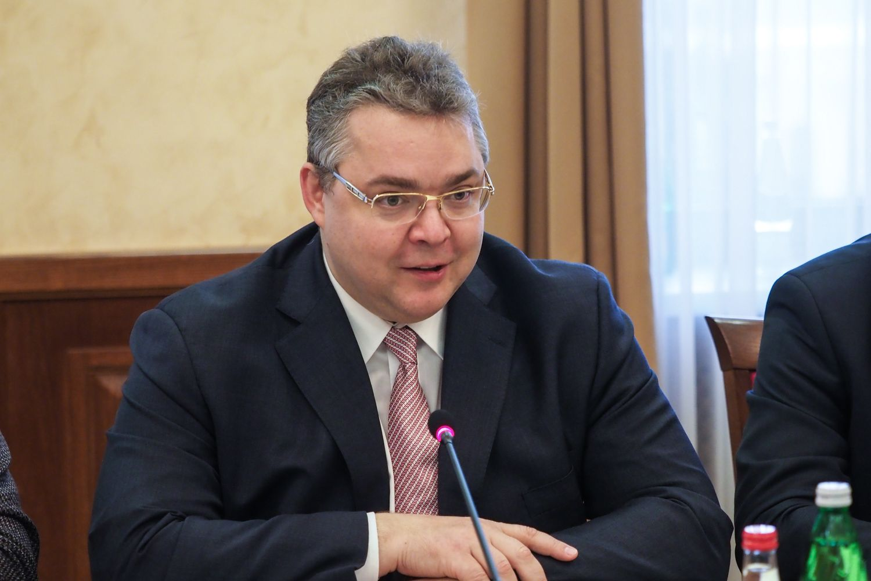 Глава края поблагодарил федеральных парламентариев за работу в интересах Ставрополья