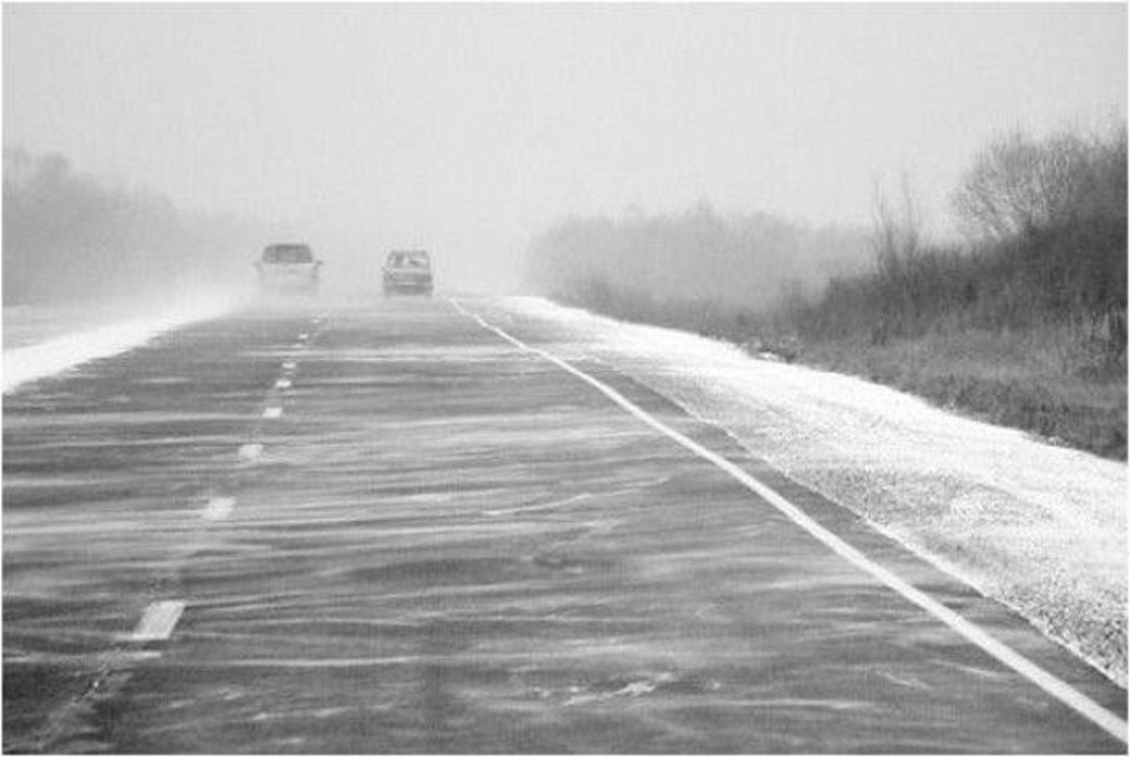 На Ставрополье восстановили движение на трассах после снегопада