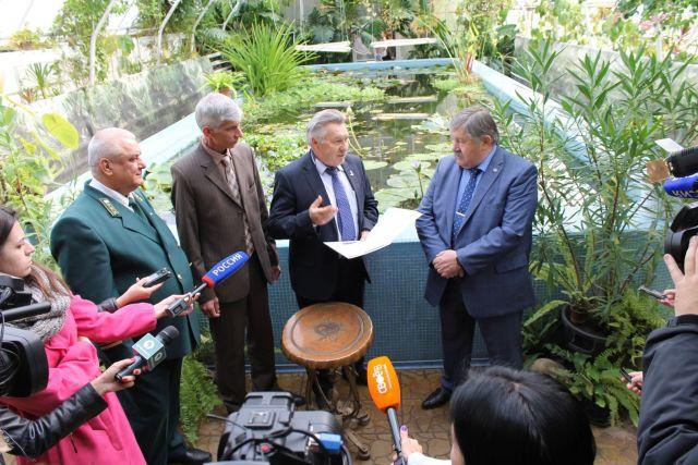 Ставрополь станет первым городом в крае, где будет создан лесозащитный пояс