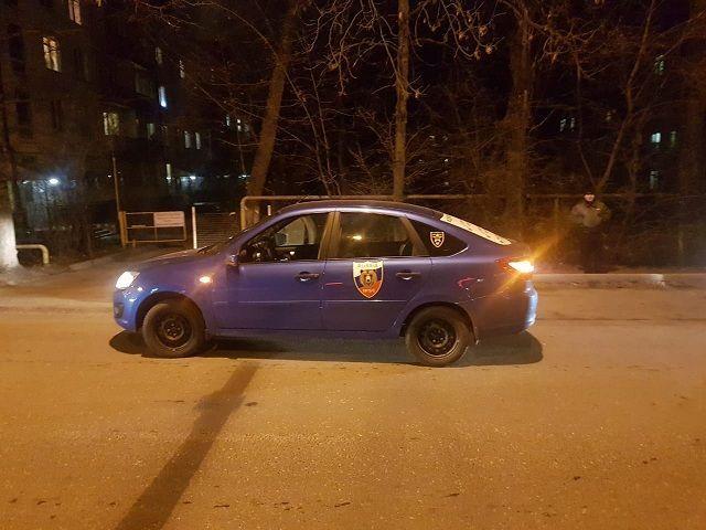В Пятигорске таксист сбил школьницу и скрылся с места происшествия
