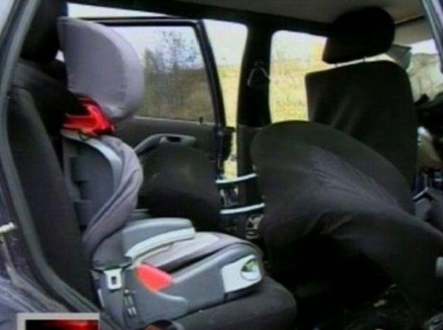 Детское автокресло спасло жизнь 3-летнему ребёнку в ДТП под Ставрополем