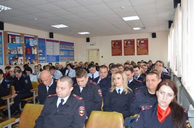В отделах МВД России по Ставропольскому краю подводятся итоги года