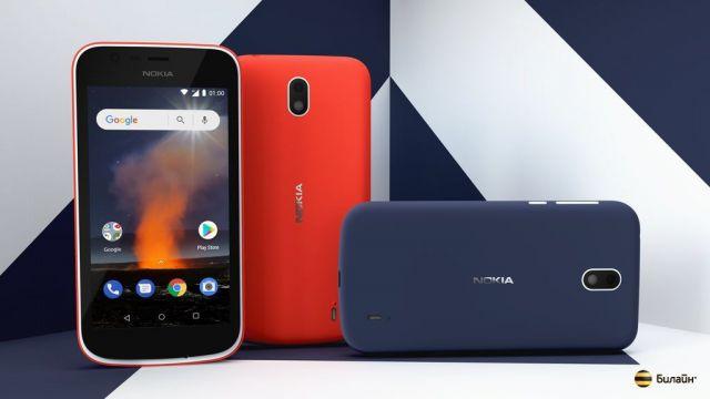 «Билайн» начал эксклюзивную продажу смартфонов Nokia на Ставрополье