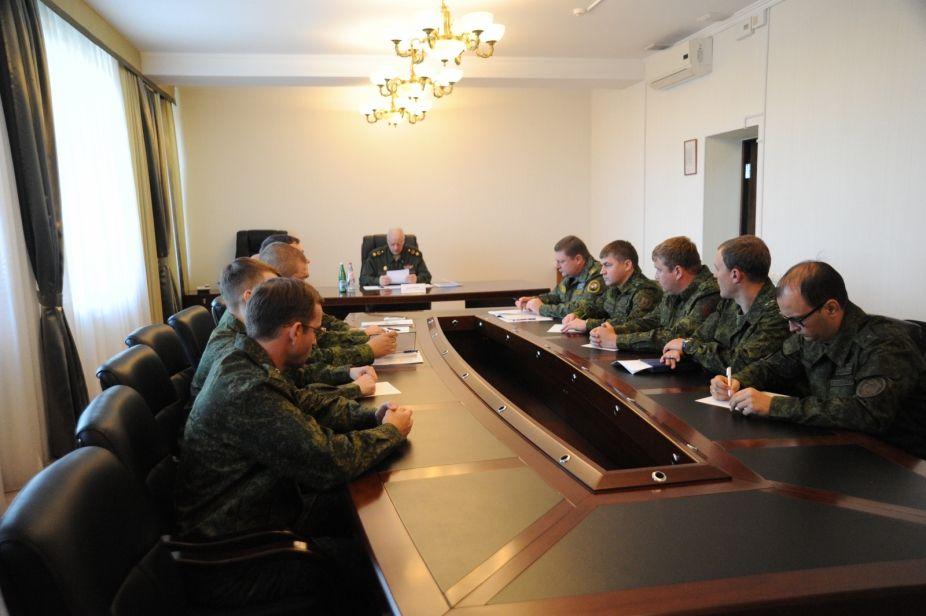 Глава Следственного комитета России Александр Бастрыкин провёл оперативное совещание в Ессентуках