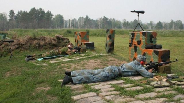 Фугасный снаряд вылетел за пределы полигона в Ставропольском крае