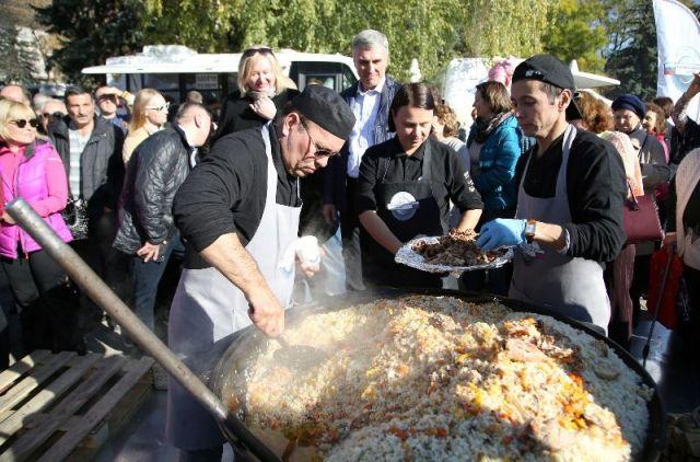 В Ставропольском крае завершился грандиозный гастрономический фестиваль
