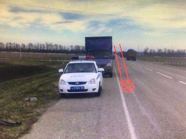 На Ставрополье полиция ищет свидетелей аварии в Изобильненском горокруге