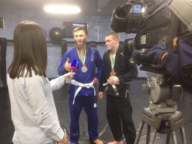 Золото и серебро привезли ставропольские спортсмены с чемпионата Европы по бразильскому джиу-джитсу