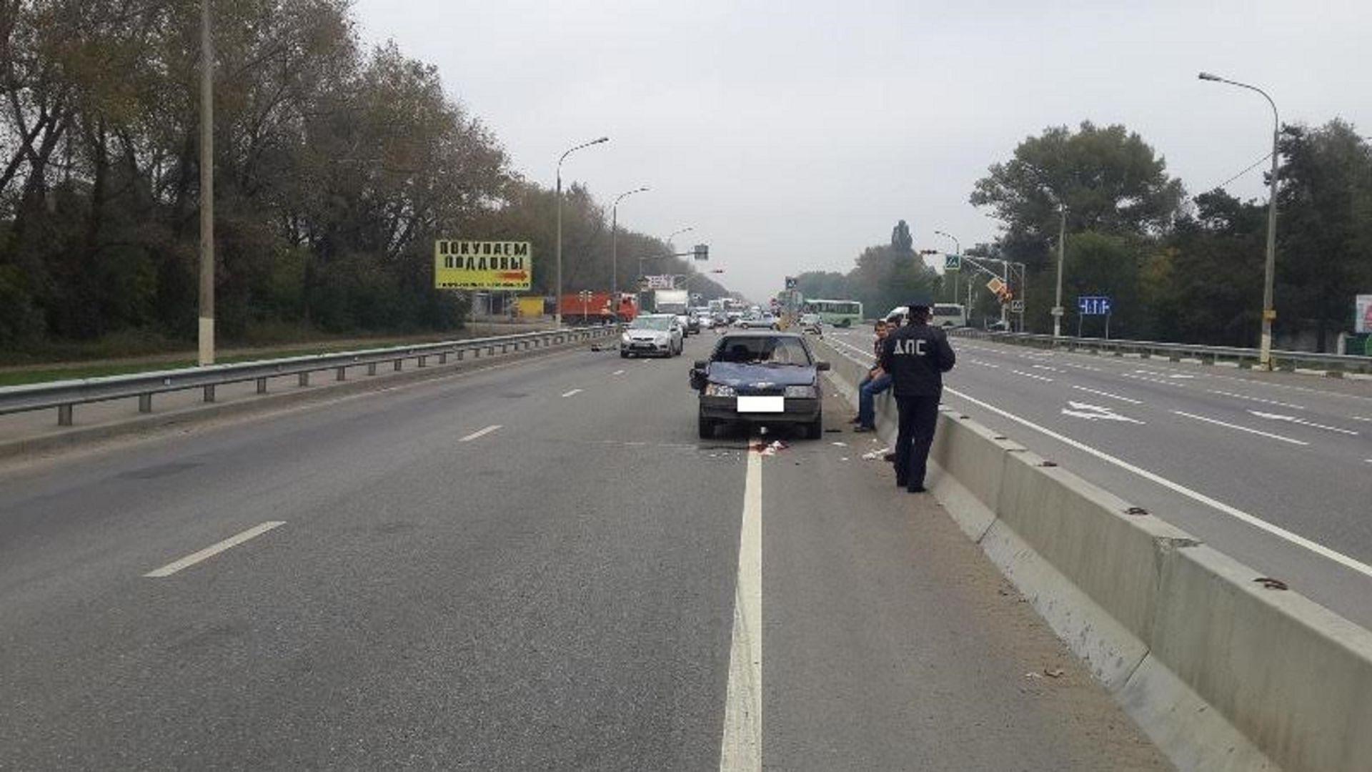 НаСтаврополье шофёр легковушки сбил насмерть пожилого мужчину