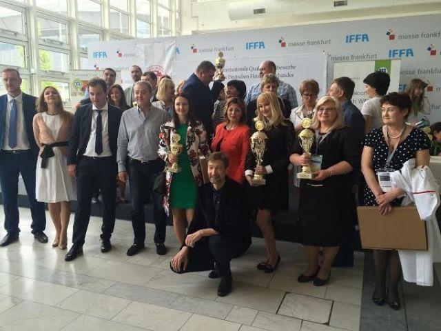 Ставропольские производители получили 15 золотых медалей и кубок качества на Международном конкурсе