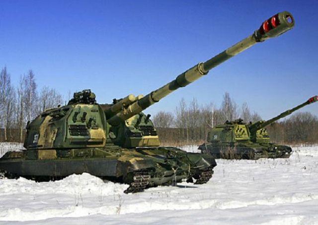 Командиры батарей на Ставрополье соревнуются за приз маршала артиллерии В. М. Михалкина