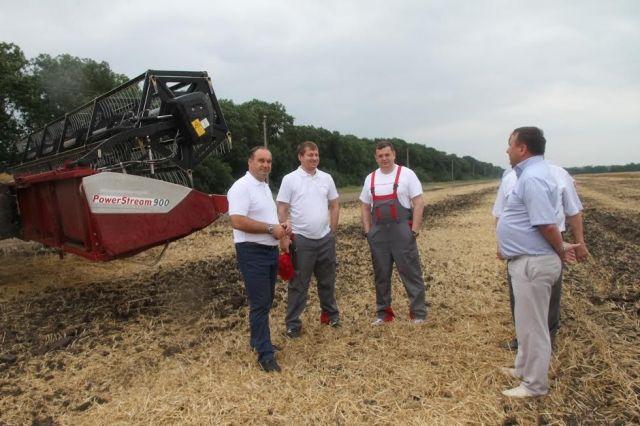 Министр сельского хозяйства оценил возможности отечественного сельхозмашиностроения