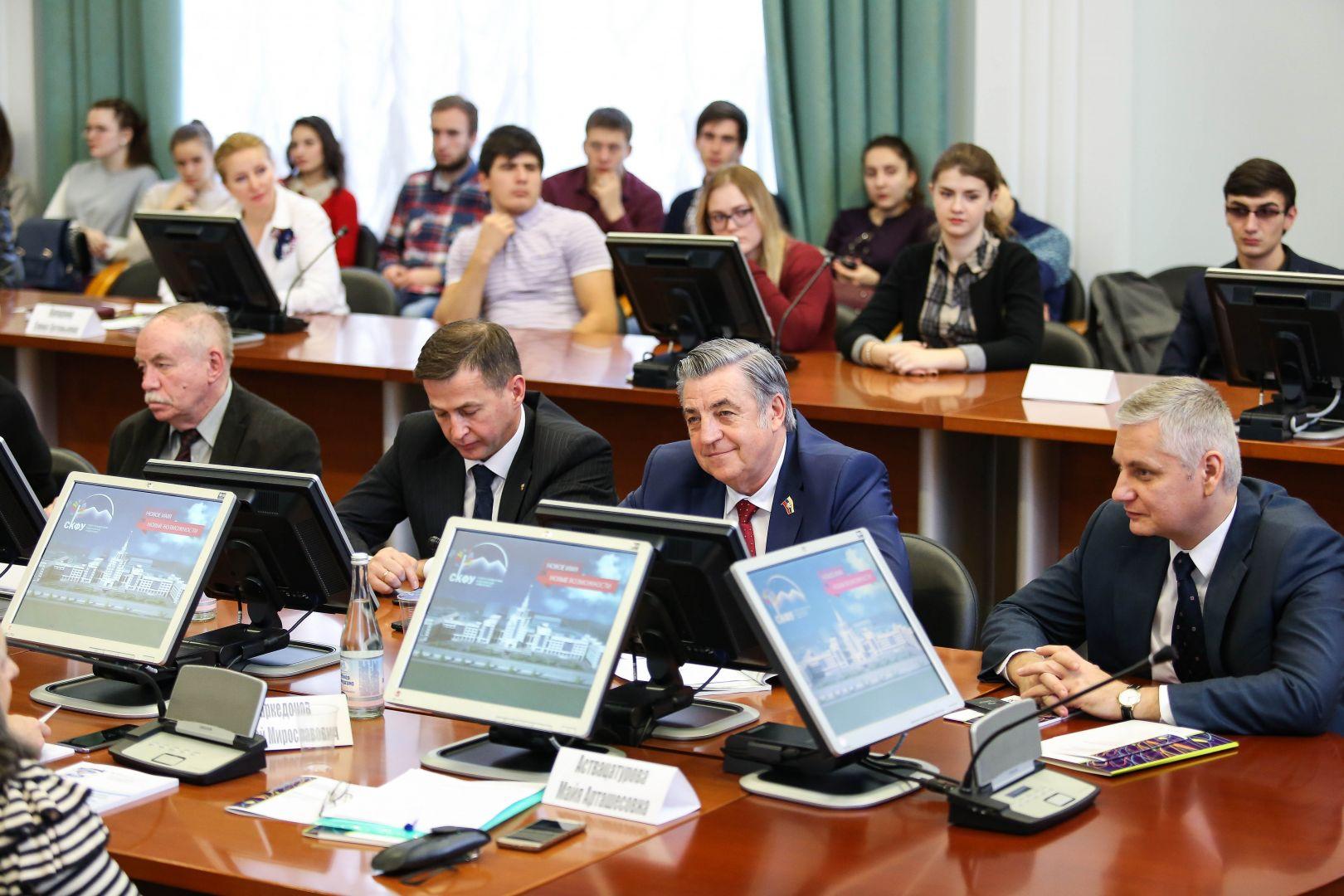 В Ставрополе обсудили пути профилактики национально-религиозного экстремизма