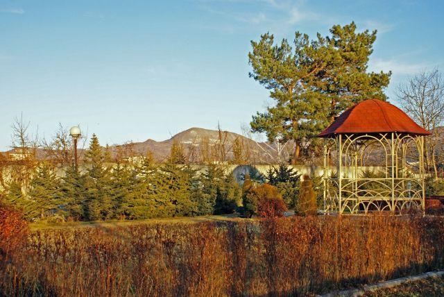 Курортная зона Кисловодска порадует отдыхающих чистой атмосферой
