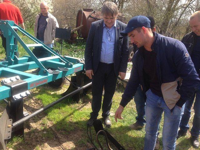 На Ставрополье поддерживается развитие виноградарства