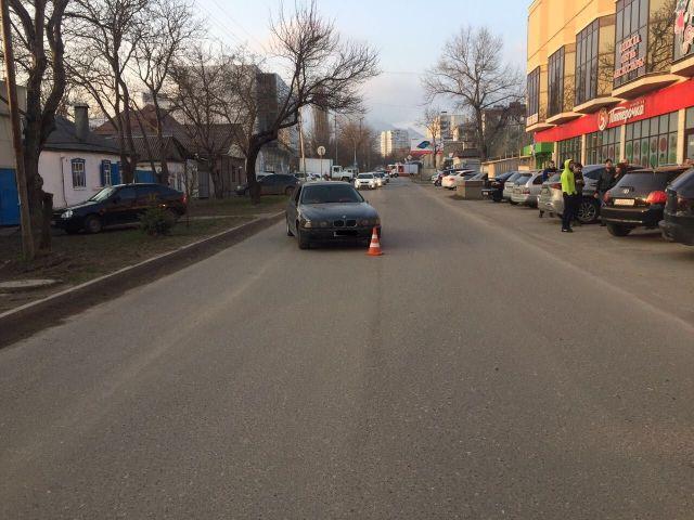 В Пятигорске водитель сбил 9-летнюю школьницу