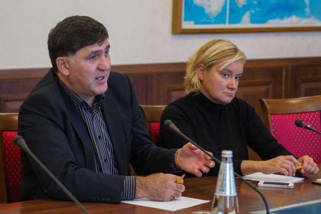 Глава Ставрополья провёл встречу с известным российским актёром