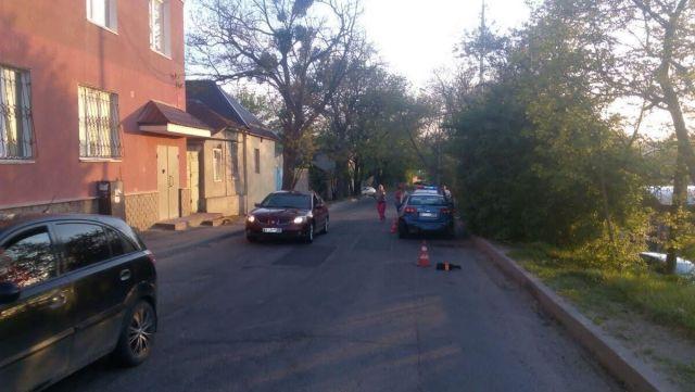 В Ставрополе в ДТП пострадал 5-летний ребёнок