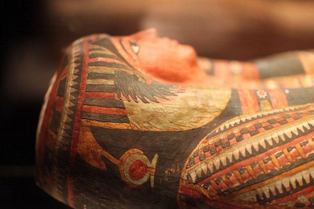 В Ставрополь привезут египетских мумий