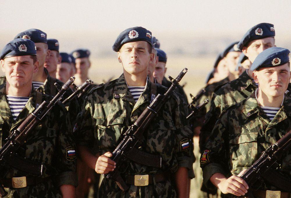 Осенью изСтаврополя призовут наслужбу 450 новобранцев