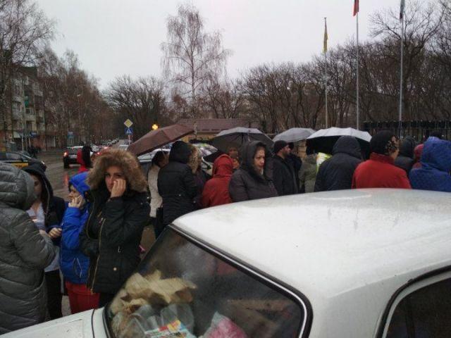 В Ставрополе продолжается волна массовых эвакуаций