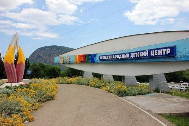 Юные ставропольчане побывали в международном детском центре «Артек» в Крыму