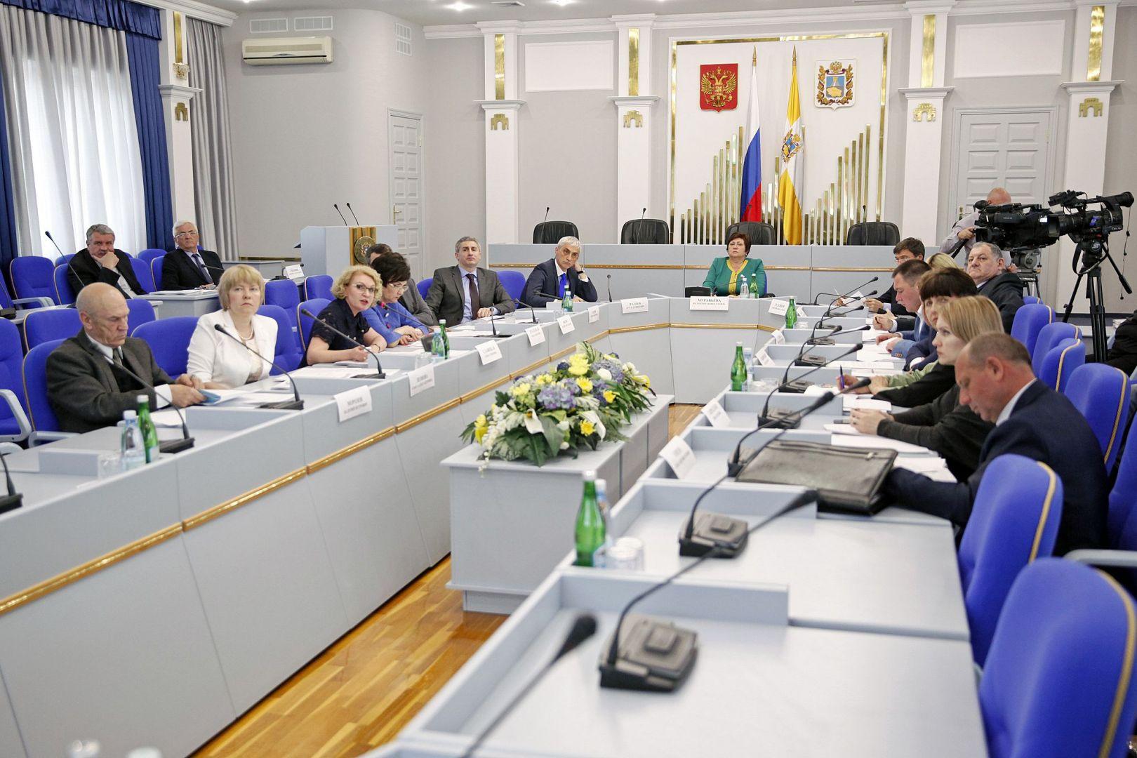 Депутаты предлагают внести поправки в закон о государственной и социальной помощи населению в Ставропольском крае