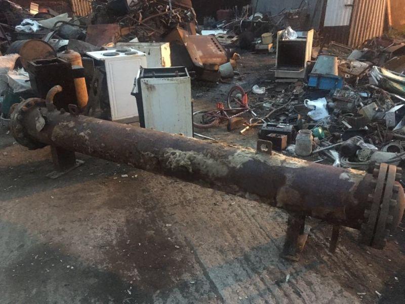 НаСтаврополье пенсионер-рецидивист похитил сосклада оборудование исдал неметаллолом