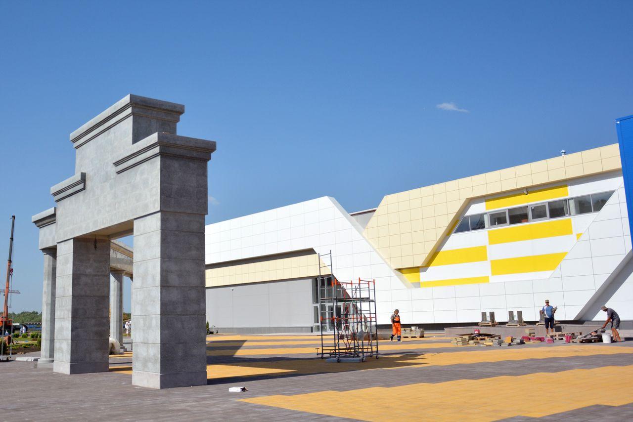 В Ставрополе открывается комплекс «Россия. Моя история»