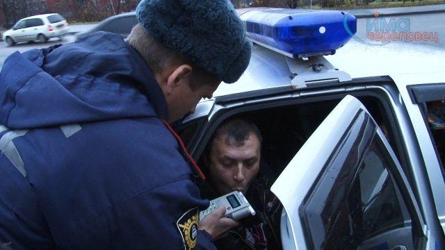 В новогодние выходные на Ставрополье за руль сели более 130 нетрезвых водителей