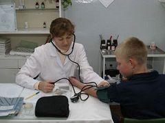 Врачи краевых больниц выехали в Арзгирский район