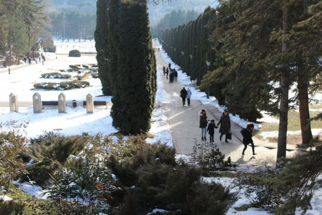 Секреты национального парка «Кисловодский» расскажут блогерам