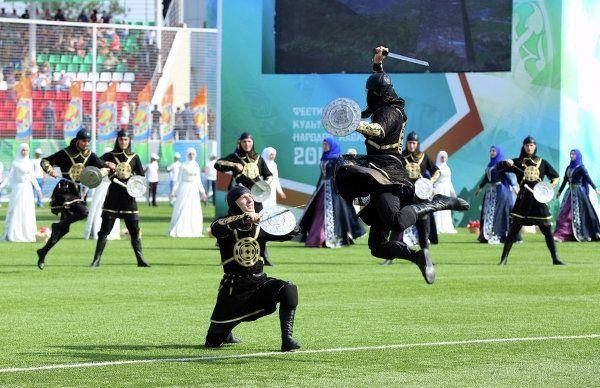 Фестиваль культуры и спорта народов Кавказа приобретёт международный статус