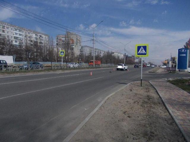 В Ставрополе 55-летний водитель иномарки сбил мужчину