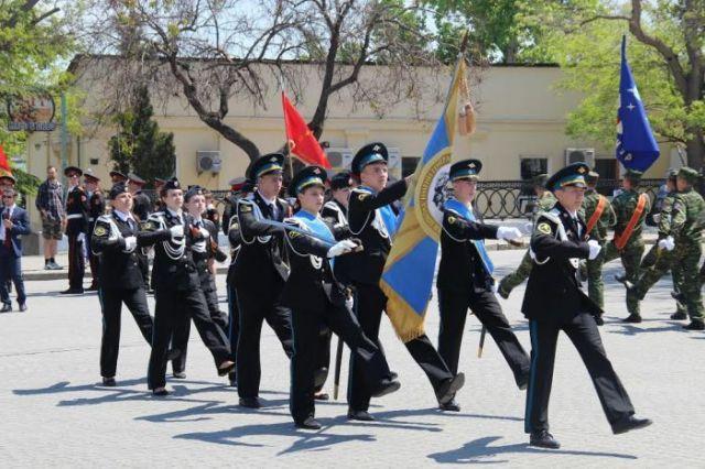 Самые быстрые кадеты России учатся в Ставрополе