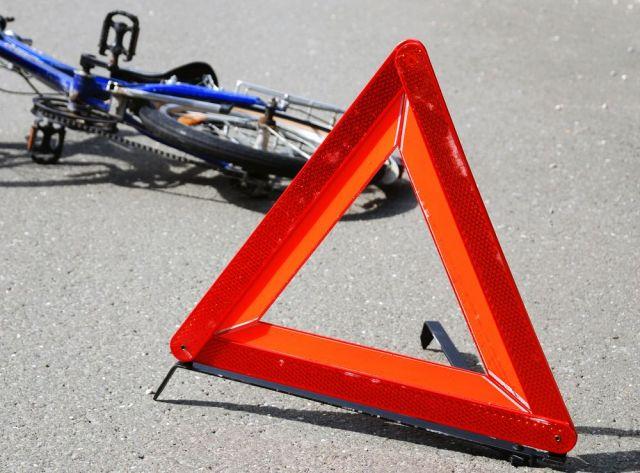 В Ставрополе под колёса легковушки попал 16-летний велосипедист